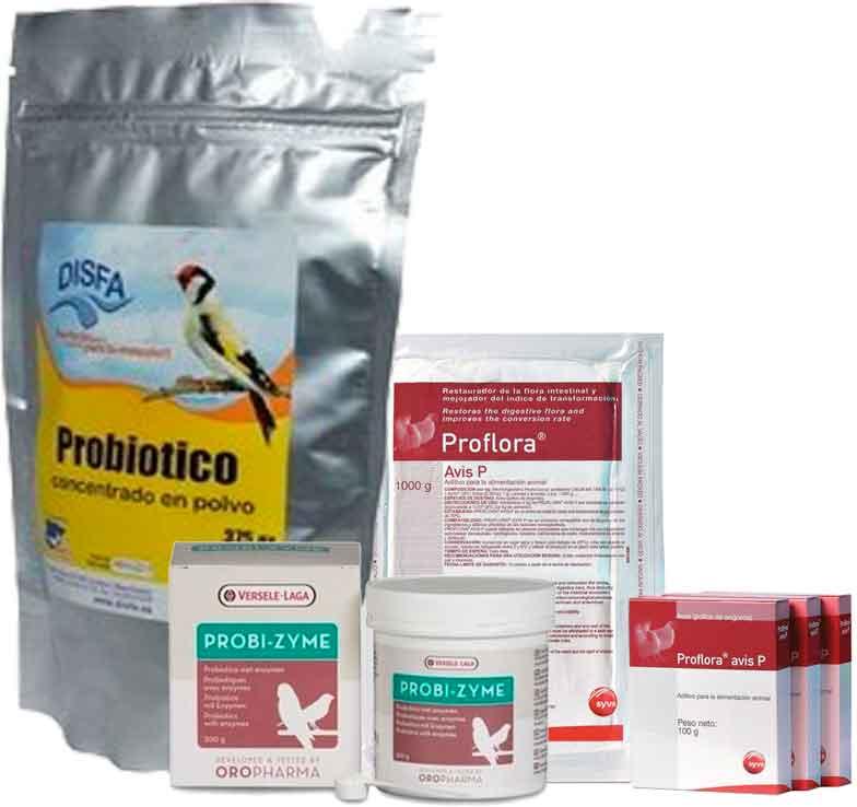 alimentacion complementos probioticos