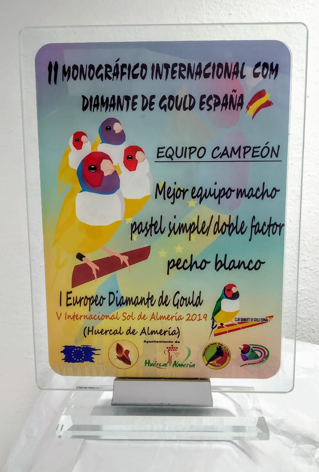 Club Diamante de Gould España